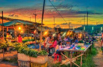 Рынки Пхукета - часы работы, фото, описание [20 рынков]