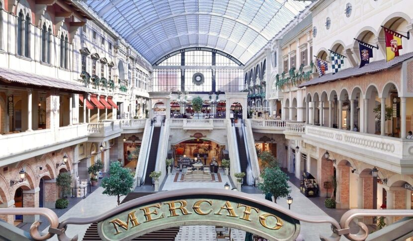 Mercato Shopping Center