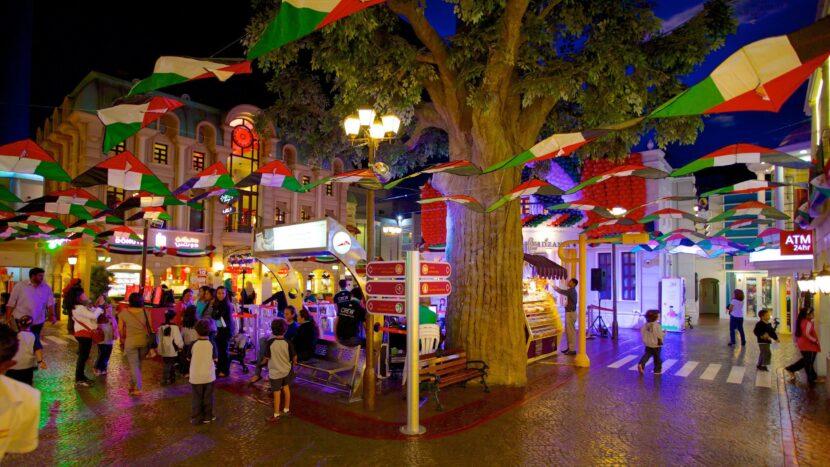 KidZania в торговом центре Dubai Mall