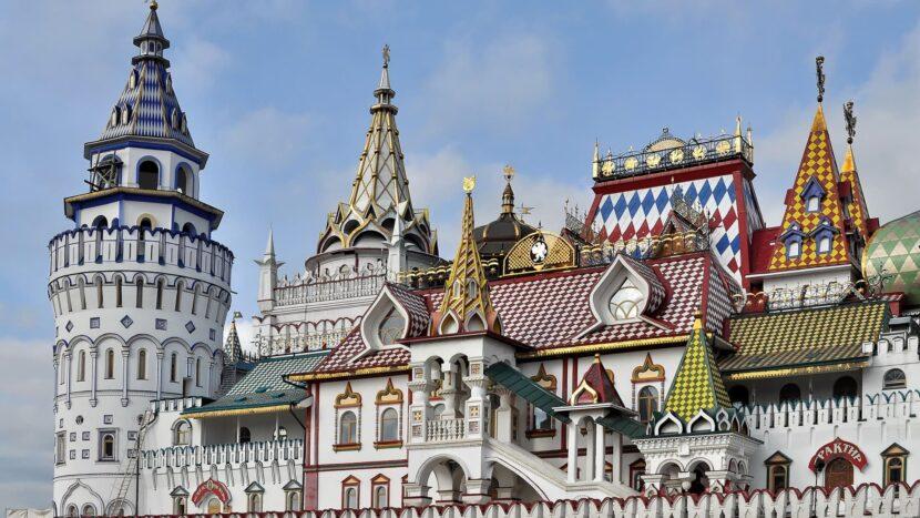 Измайловский Кремлевский фасад