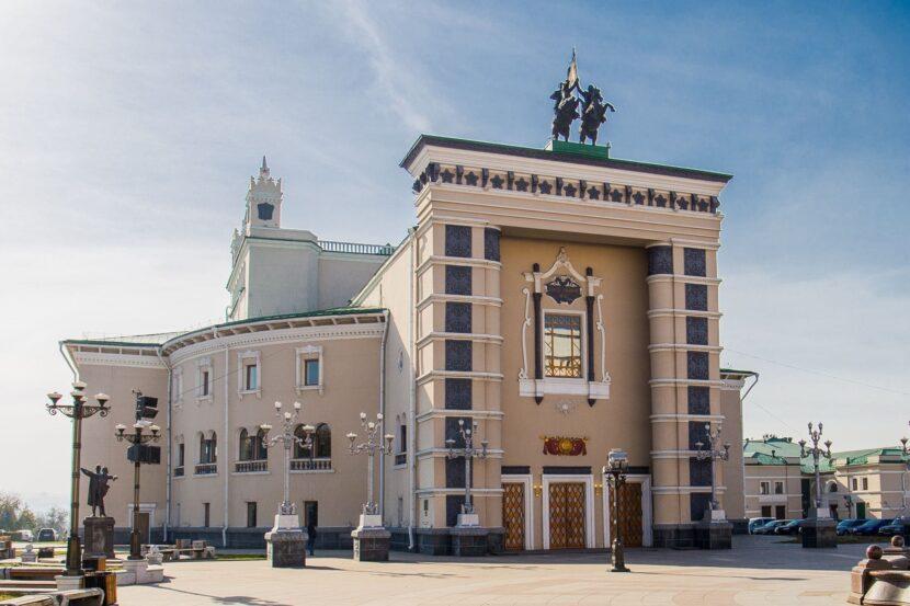 Государственный академический театр оперы и балета