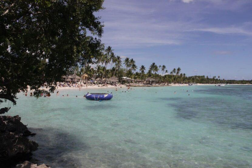 Доминиканская республика зимой