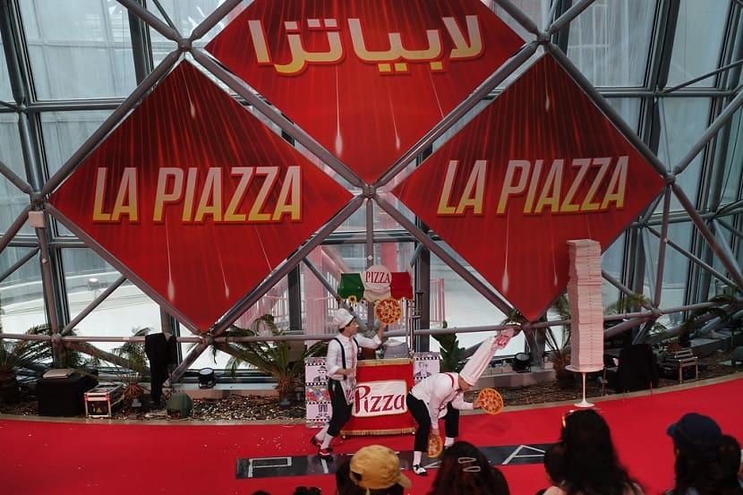 Шоу La Pizza Show