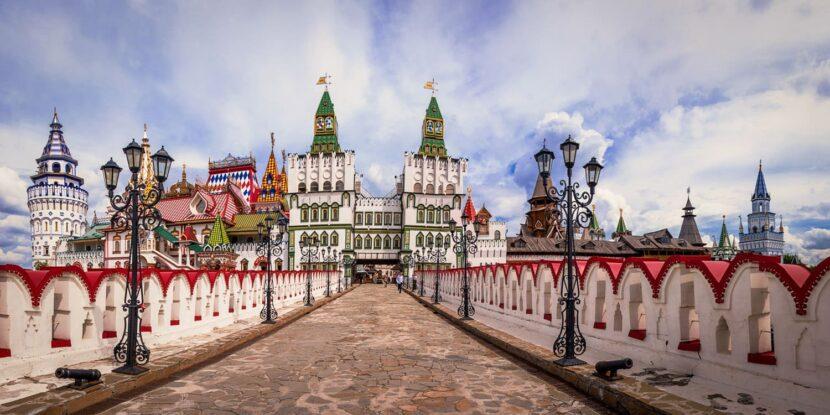 Измайлово в Москве