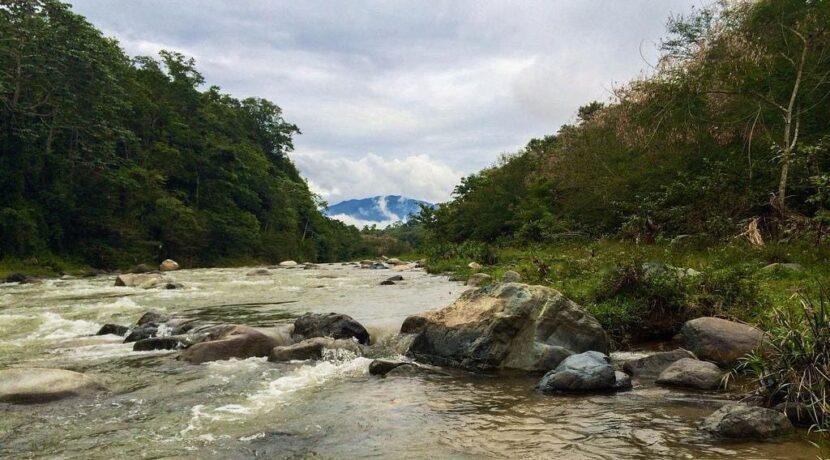Река яке-дель-Норте