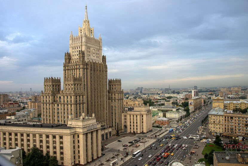 Ministry of Foreign Affairs of Russia