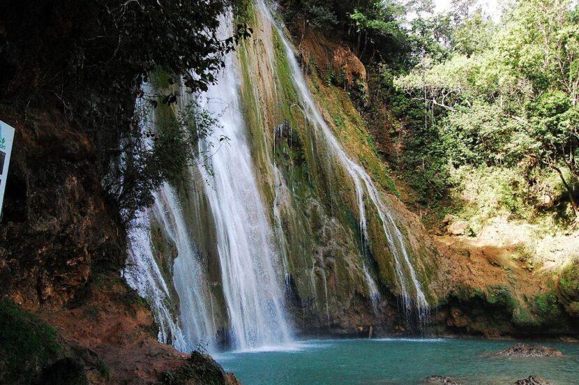 El Limón Водопад (Cascada El Limón)