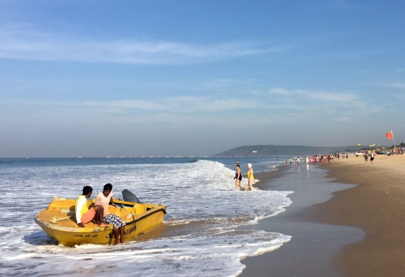 Калангут пляж