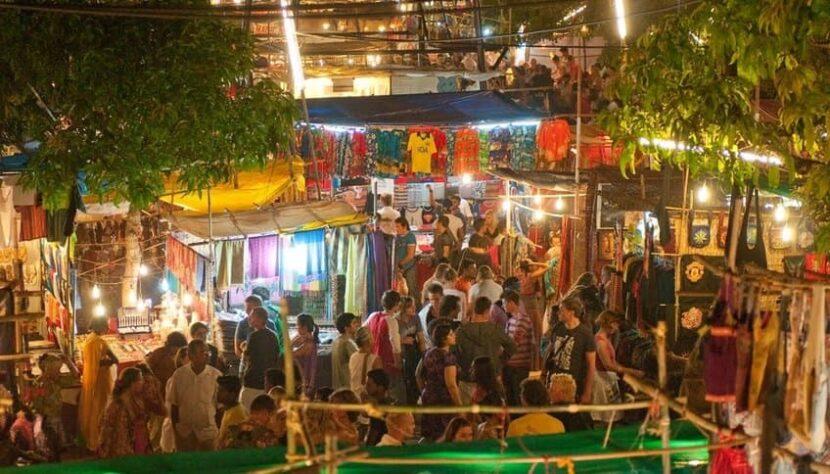 Субботние ночные базары