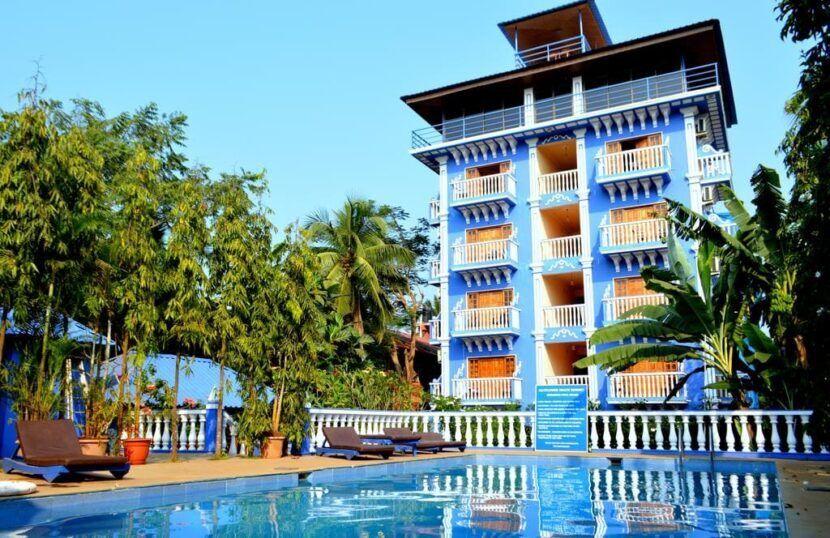 Mayflower Beach Resort
