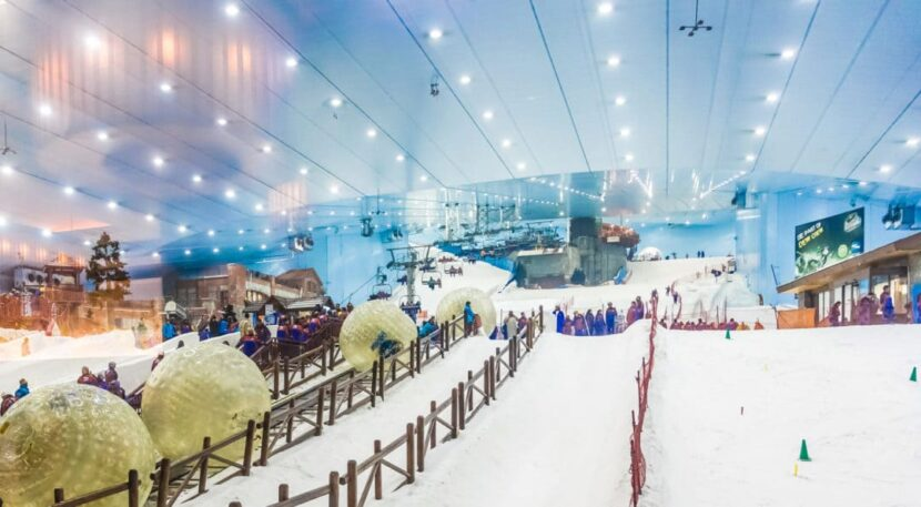 Ski Dubai (Emirates Mall)