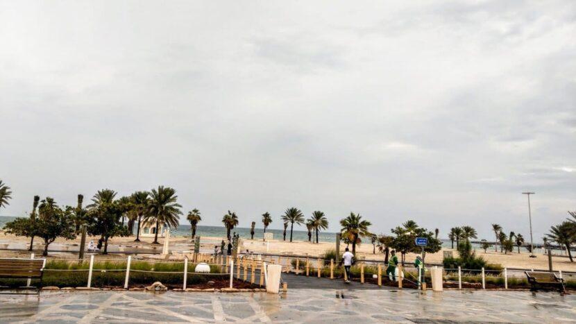 Пляж Аль-Мирфа