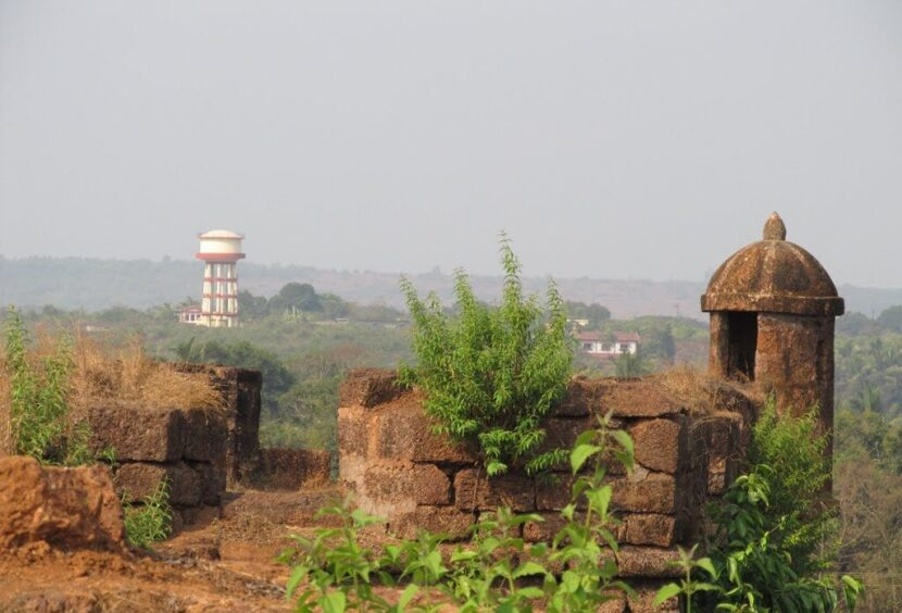 Corjuem, North Goa