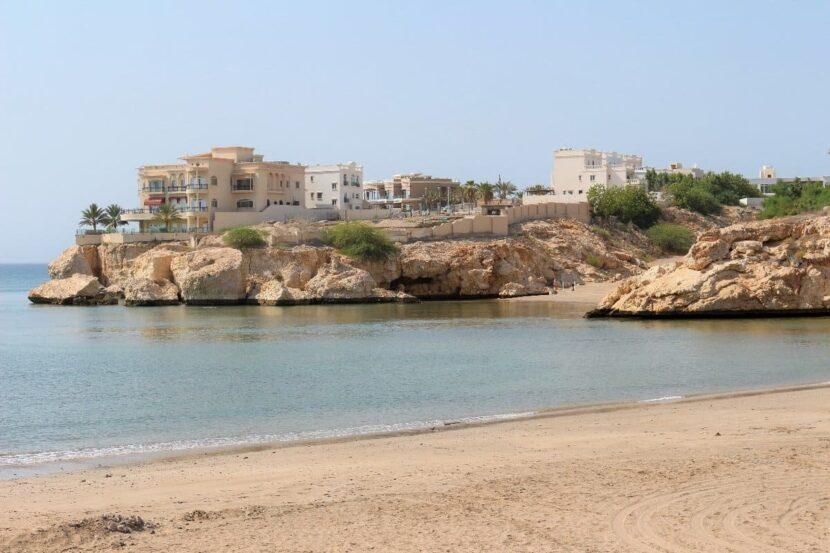 Пляж Аль Курум