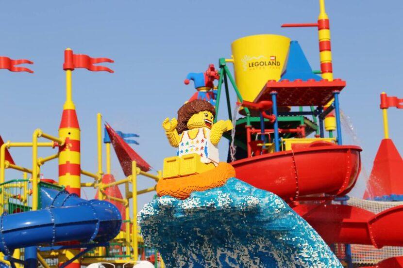 Аквапарк Legoland