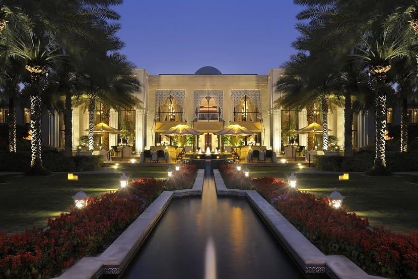 Отель Only & Only Royal Mirage Dubai