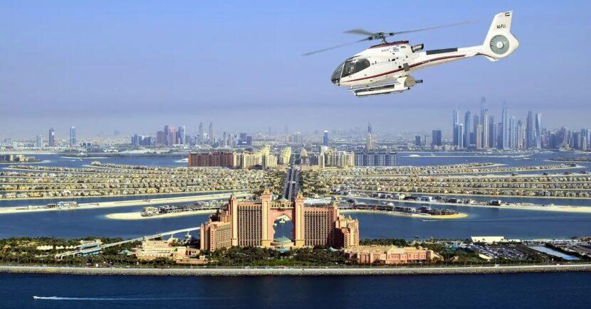 Вертолетная экскурсияпо Дубаю