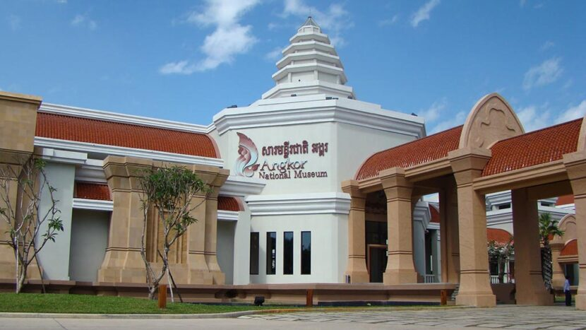 Angkor National Museum,