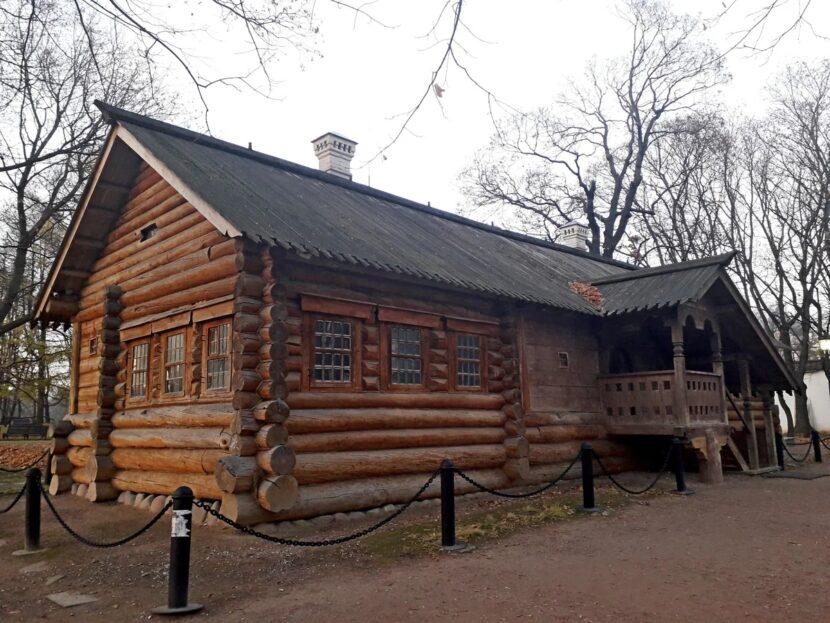 дом Царя Петра Великого