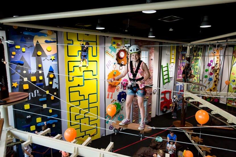 Парк Adventure Zone by Adventure HQ: