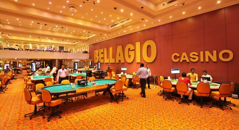 visit the casino in Colombo