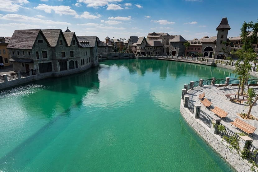 Полуостров Riverland Dubai