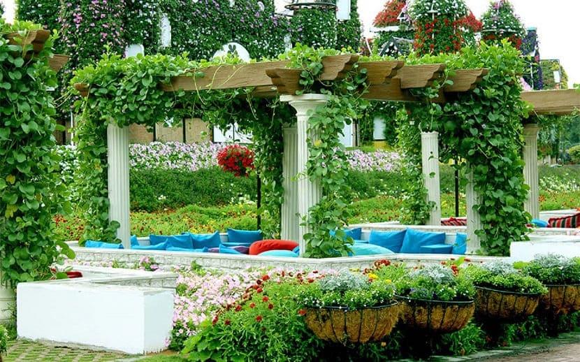 Место для отдыха Cabanas
