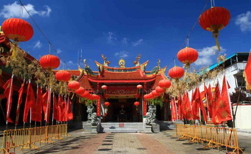 Храм Джуи Туи