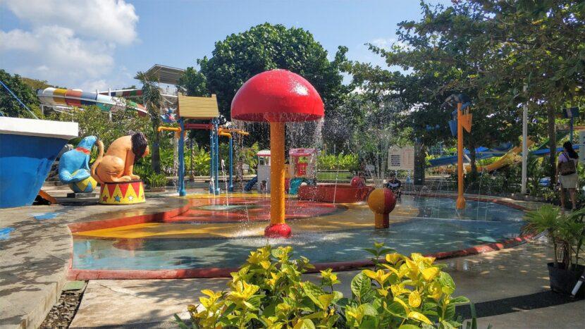 circus water park bali