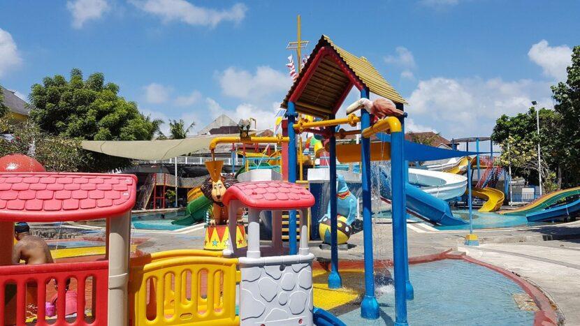 Circus water park