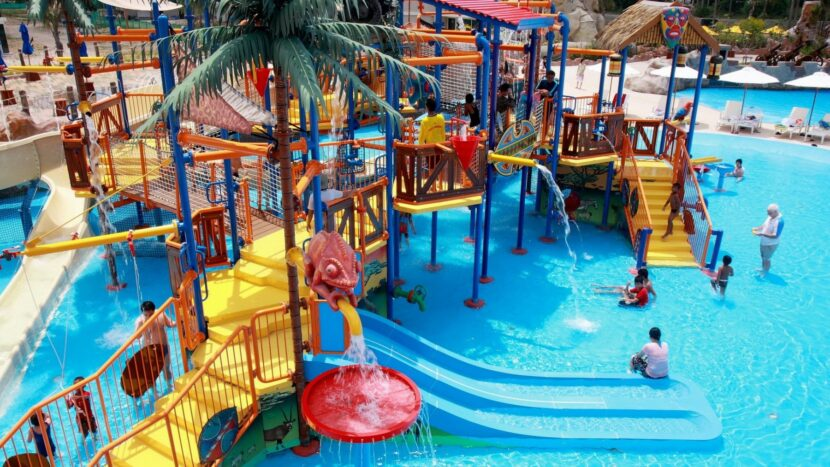 Splash Jungle Water Park, Пхукет