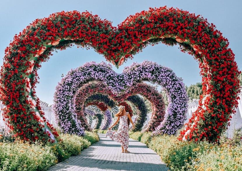 Дубайский чудо-сад