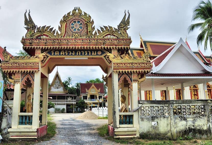 Ват Кхири Вонгкарам