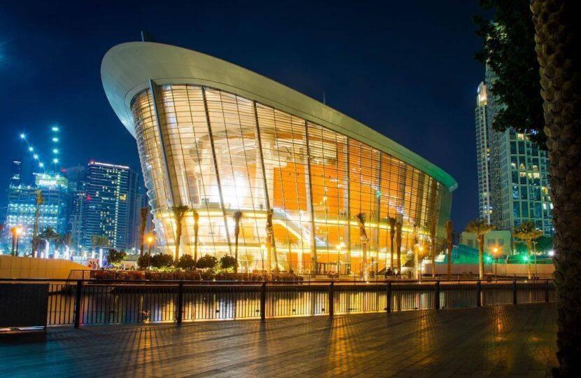 Дубайский оперный театр