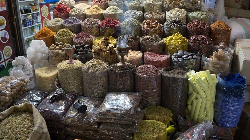 Рынок Spice Shopping