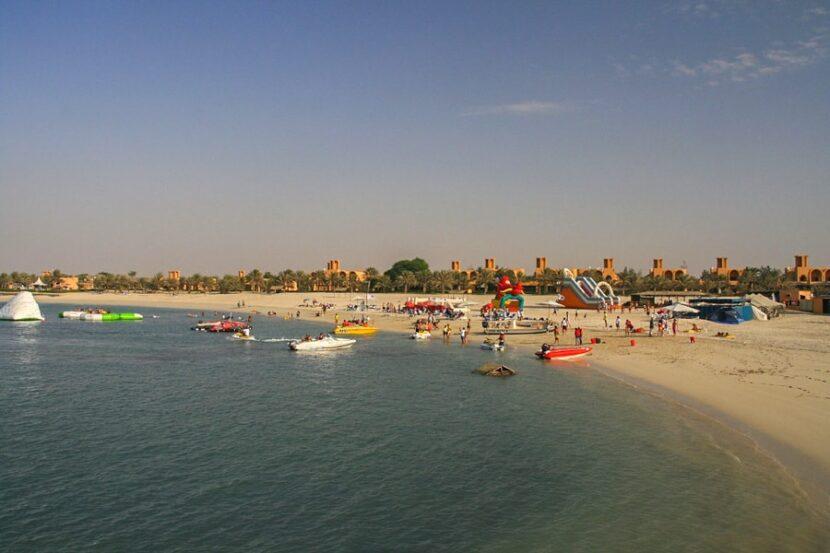 Пляж Гантут