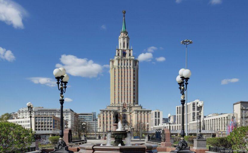 Hotel Leningrad: