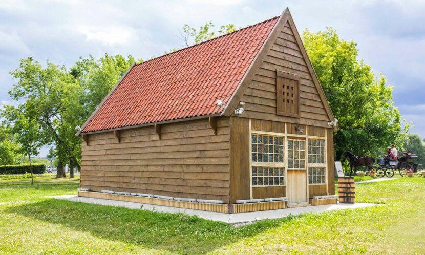 голландский дом Петра Великого