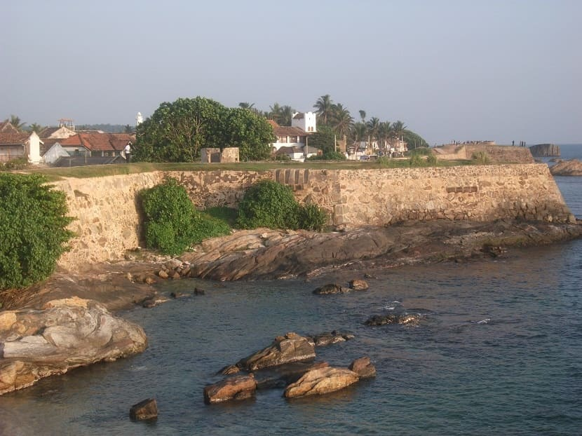 Galle old town and its fortifications