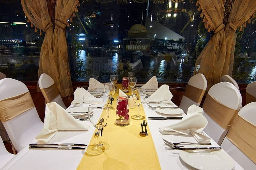 Круиз Golden Dubai Tour With Dhow Dinner Cruise Combo