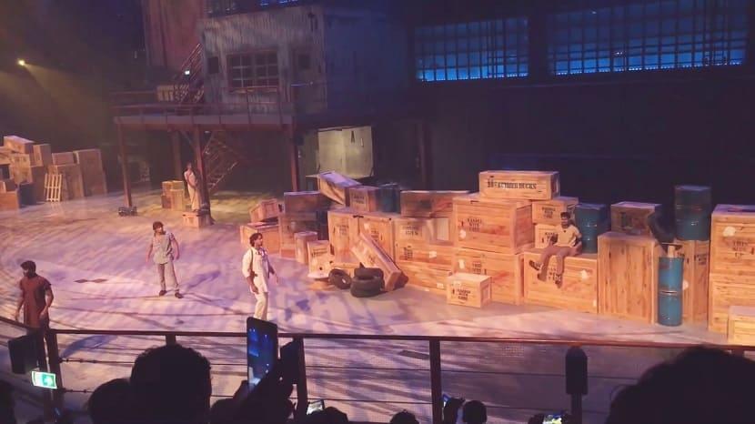 Шоу Dabangg Stunt Spectacular Show
