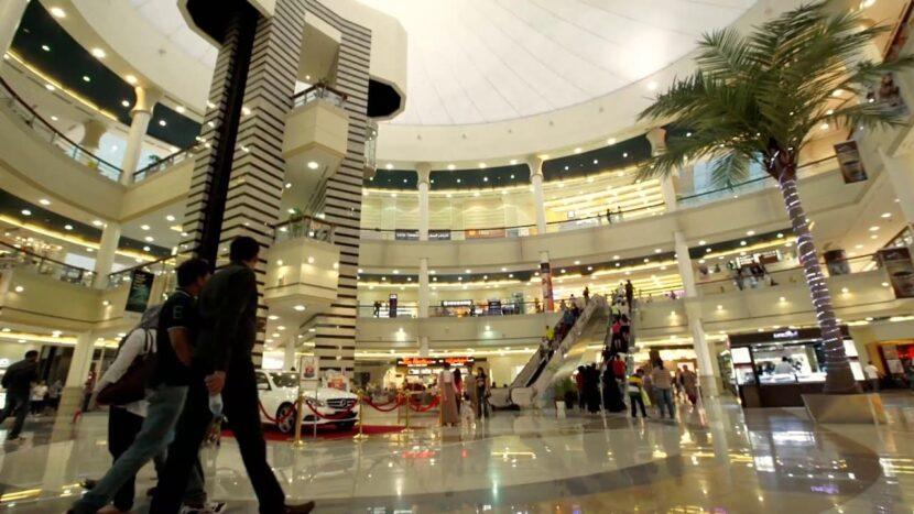 Торговый центр Al Wahda Mall
