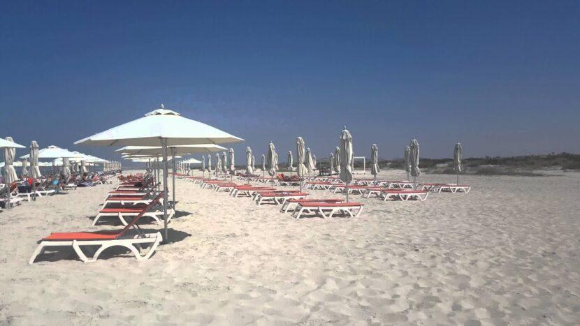 Общественный пляж Саадият