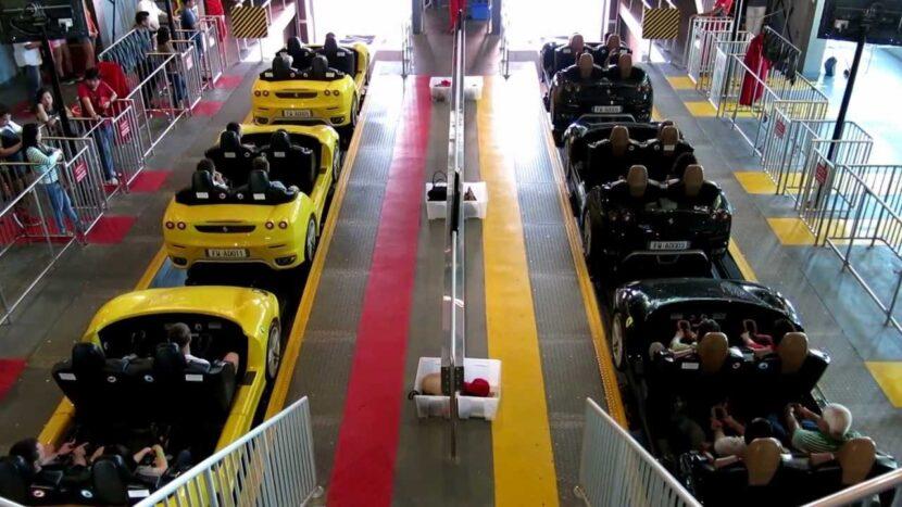 Аттракцион Fiorano GT Challenge