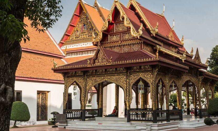 Национальный музей и Дворец Ван на, Бангкок