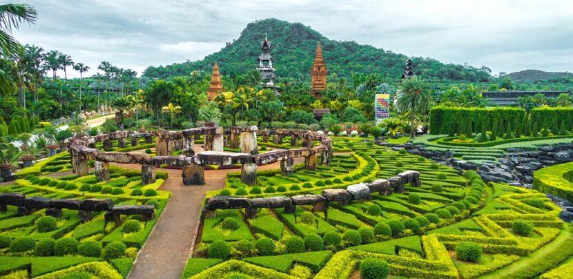 Тропический Сад Нонг Нуч, Паттайя