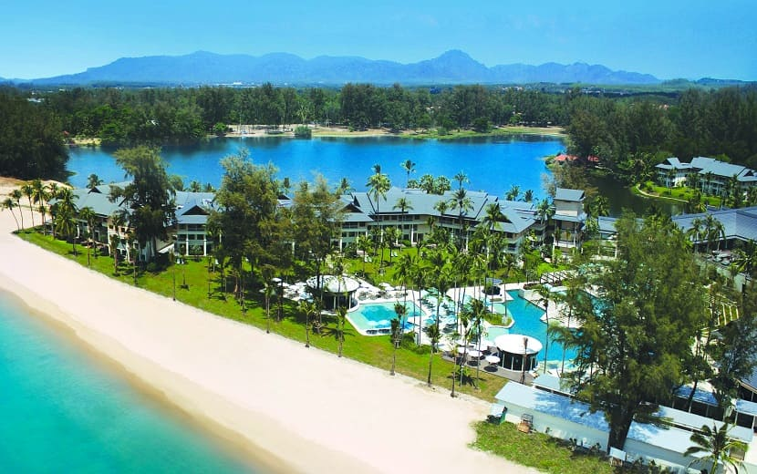 Курорт Outrigger Laguna Phuket Beach Resort