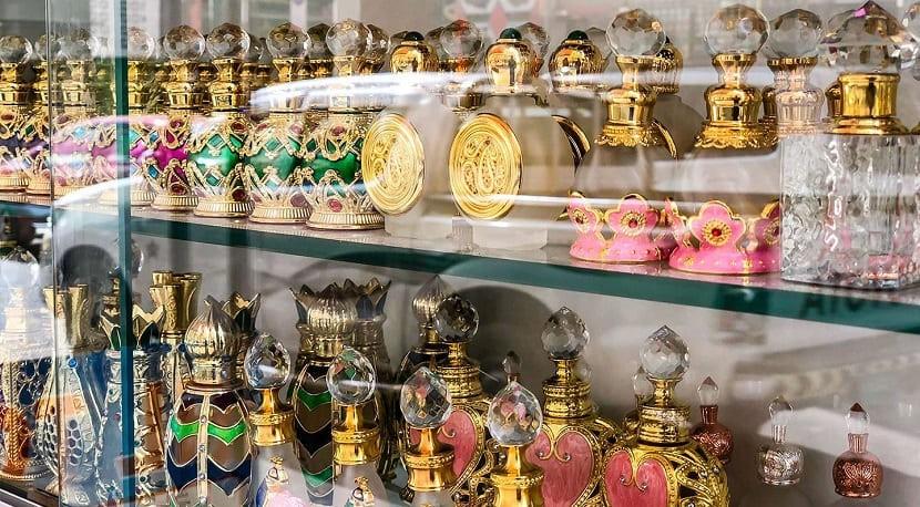 Парфюмерный рынок Дейра