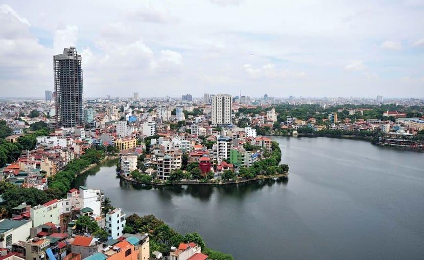 Погода в Северном Вьетнаме в октябре