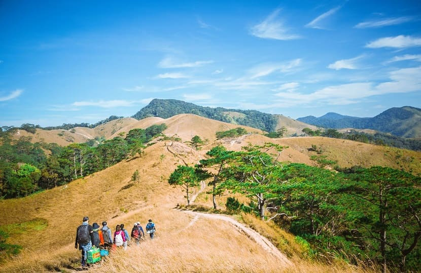 Two Day Trek from Ta Nang to Fan Dung